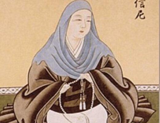 Eshini Wife of Shinran